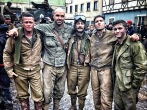 fury_movie_all_cast photo