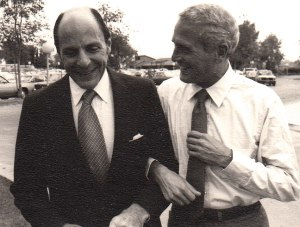 Paul and Stewart