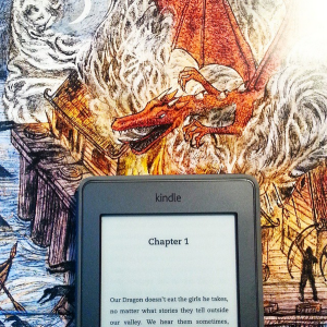 dragon and kindle