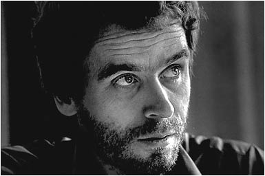 ted bundy was good looking, he didn't need to kill women ...