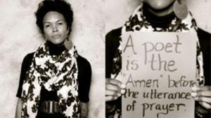 poet is the amen