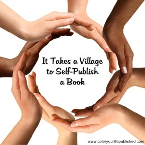 village to self publish